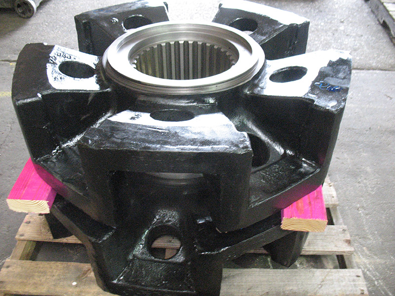 Crawler Crane Undercarriage Parts | Mitchell Crane